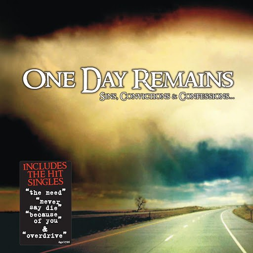 One Day Remains альбом Sins, Convictions & Confessions