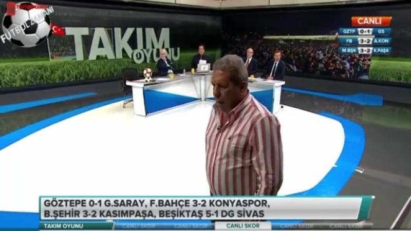 Şampiyon Galatasaray Takım Oyunu Erman Toroğlu Yorumları (2) 19 Mayıs 2018