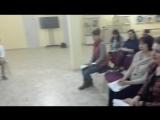 Пресс-конференция в преддверии выступления трио Зауральских баянистов