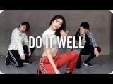 1Million dance studio Do It Well - Jennifer Lopez / Tina Boo Choreography