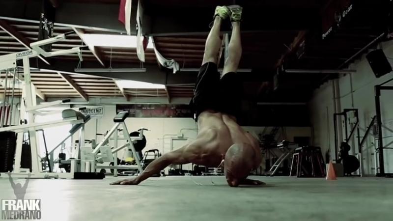 V Medrano Superhuman Bodyweight Workout Domination