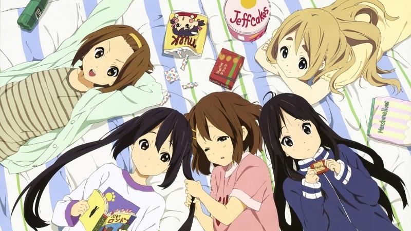 Sakurakou K-ON Bu - Cagayake!GIRLS[5nin Ver] (TV size Ver) [Insane] (97.02) 106pp