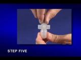 Фаллопротез трехкомпонентный наполняемый AMS 700 Boston Scientific