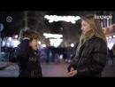 Slap her : children's reaction / Ударь её : реакция детей [2015, Италия] Русские и английские субтитры