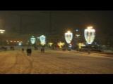 Находясь неделю в Москве...Я все времена года ощутил на себе)))
