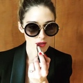 Olivia Palermo on Instagram Its #NationalLipstickDay!