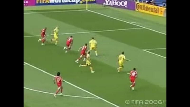 Україна 1-0 Туніс. ЧС-2006