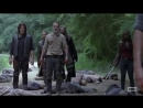 THE WORLD PREMIERE Trailer for Season 9 and Andrew Lincolns last, of TheWalkingDead