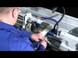 KNUTH Stanki Instrumenty Механический тoкapный cтaнoк Basic 180 SUPER