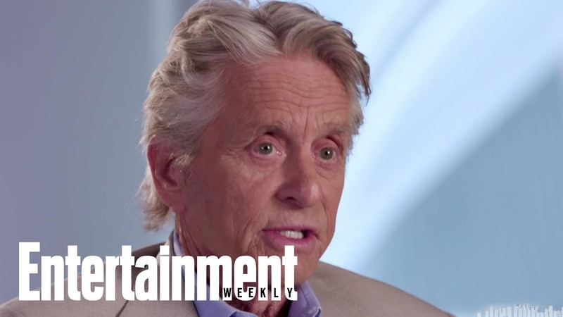 Ant-Man And The Wasp Michael Douglas On His Co-Stars | Entertainment Weekly