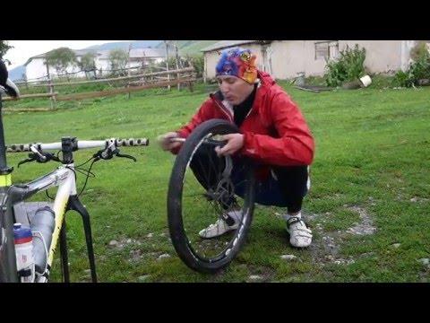 Велопутешествие из России в Индию. Часть 1. Мама Азия Bicycle travel from Russia to India.