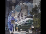 Стрит-арт маршрут: где искать муралы в Алматы