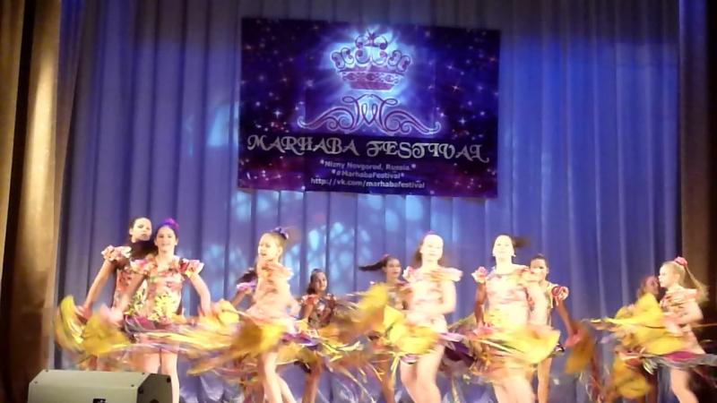 Танцевальный клуб Амира г. Нижний Новгород т. 414-50-18 группа Павловой Марины