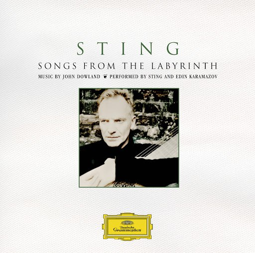 Sting альбом Songs From The Labyrinth - Tour Edition