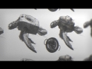 CGI VFX Showreels- 'Creature-Character Modeling Reel' - by Romain Thirion