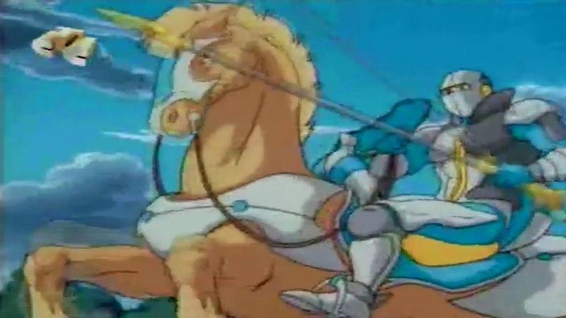 Король Артур и Рыцари Без Страха и Упрёка King Arthur and the Knights of Justice Заставка Заставки I