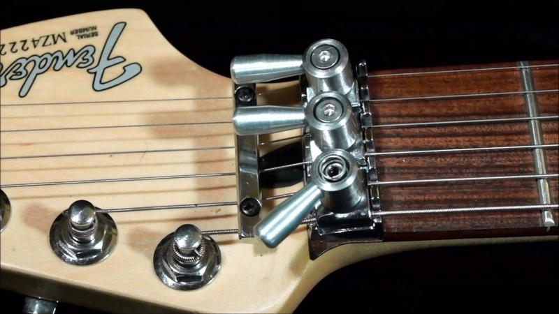 TONE VISE® Keyless Locks™ Newly Designed Locking Nut.