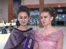 5ТВ - Татьянин день в Петербурге завершился традиционным зимним Покровским балом