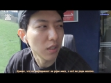 [RUS] CNBLUE In Love with Switzerland. Ep.7 Behind