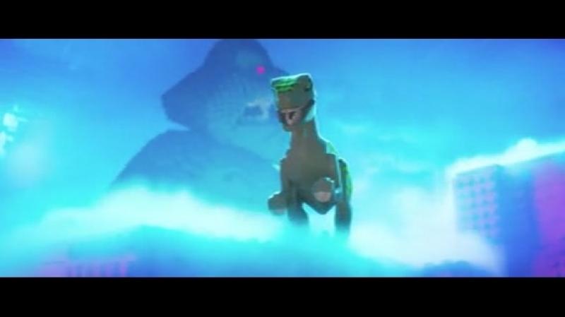 Лего фильм Бетмен смотреть онлайн