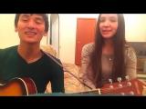 Алло на гитаре-Торегали Тореали&ampЕрке Есмахан(Акыл&ampАльбина)