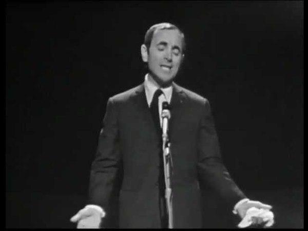 Charles Aznavour - La Boheme - BW - HQ Audio