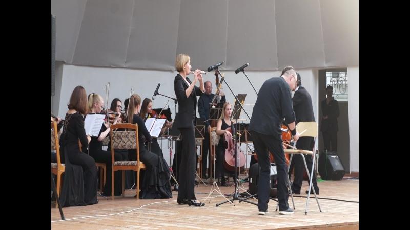 Камерный оркестр В А С Н и Олег Давлет Хан И С Бах Шутка
