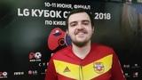 LG Кубок Севера 2018. Дмитрий