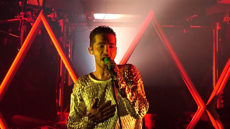 As Young As We Are Tokio Hotel Dream Machine Concert Berlin 22 Avril 2018