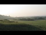 #Утро, #Река Иньва, #Туман, #Рассвет, #Стрекот кузнечиков, # Родные просторы.. Урал# Россия, # Кудымкар