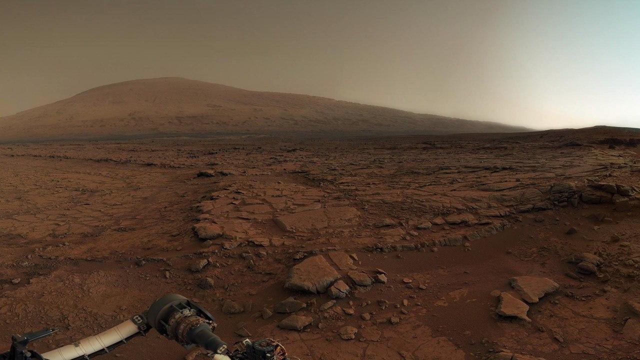 Крутые картинки с марсом, днем