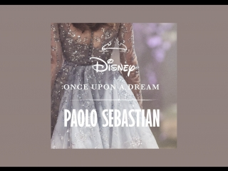Paolo Sebastian x Disney Collaboration