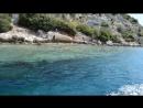 Остров Кекова, Турция