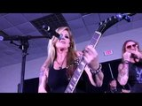 Lita Ford, Bobby Rock and The Gene Simmons Band - Cherry Bomb Indy KISS Expo 2018