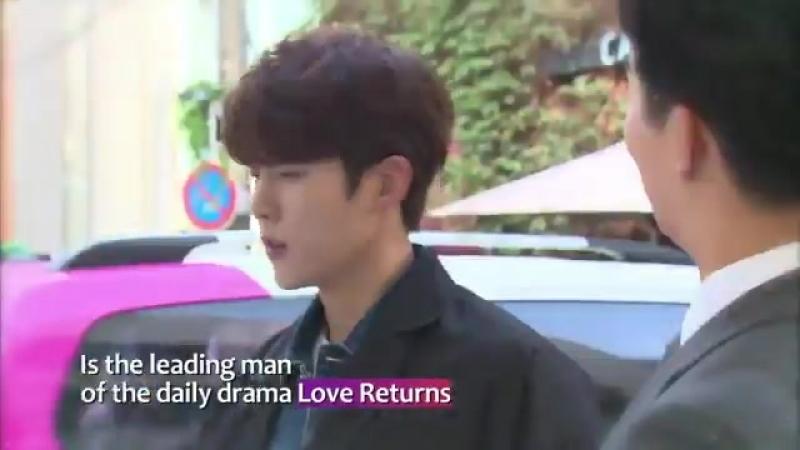 Showbiz KoreaFavorite Acting Idol Star l Lee Seong-yeol of INFINITE - - - LeeSeungyeol INF