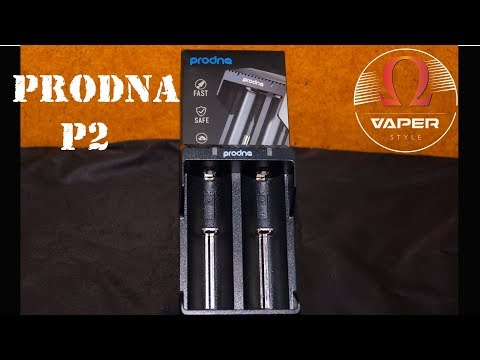 Battery charger Prodna P2