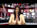 Албанская телеведущая