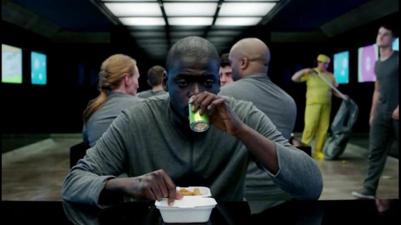 Черное зеркало / Black Mirror : 15 миллионов баллов / Fifteen Million Merits / Жанр: фантастика, триллер, драма