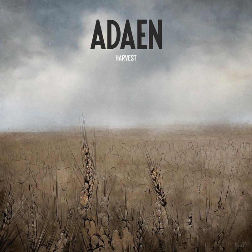 Новый сингл ADAEN - Harvest