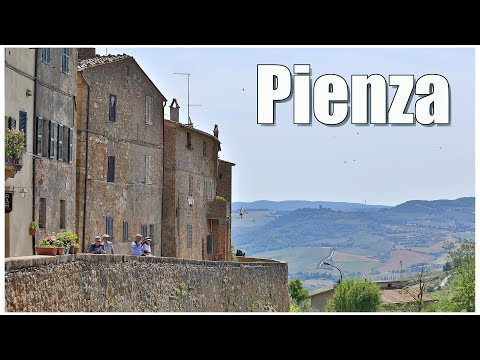 Италия Пьенца и пейзажи Тосканы | Italy Pienza and the Tuscany landscapes