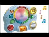 Музыкальная развивающая игрушка-панель с ночником Chicco Ninna Mamma.