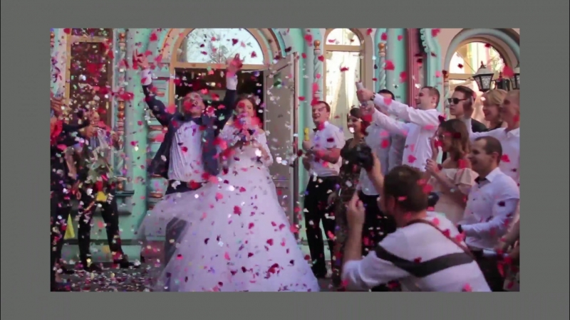 Очаровательная история любви! Хотите быть в главных ролях – заказывайте свадебную съемку в нашей студии.