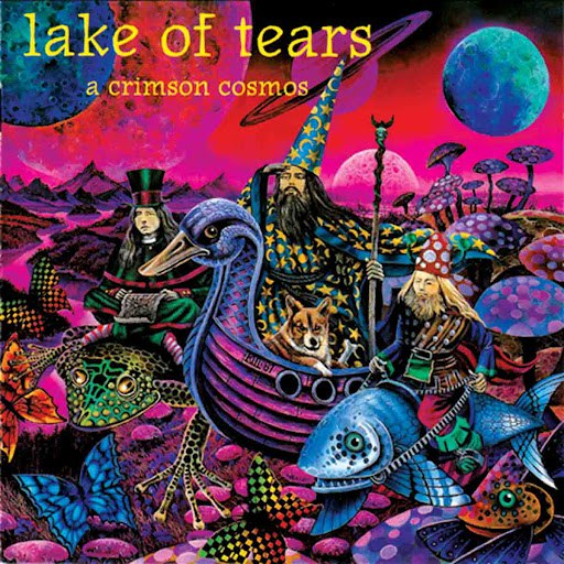 Lake Of Tears альбом A Crimson Cosmos