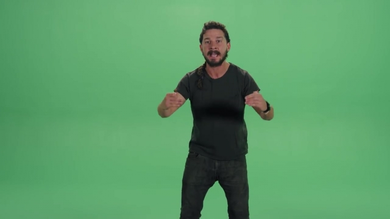 Shia LaBeouf Just Do It Motivational Speech Original Video by LaBeouf Rönkkö Turner mp4