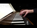 Johann Pachelbel - Aria Quinta [Hexachordum Apollinis] - Wim Winters, clavichord