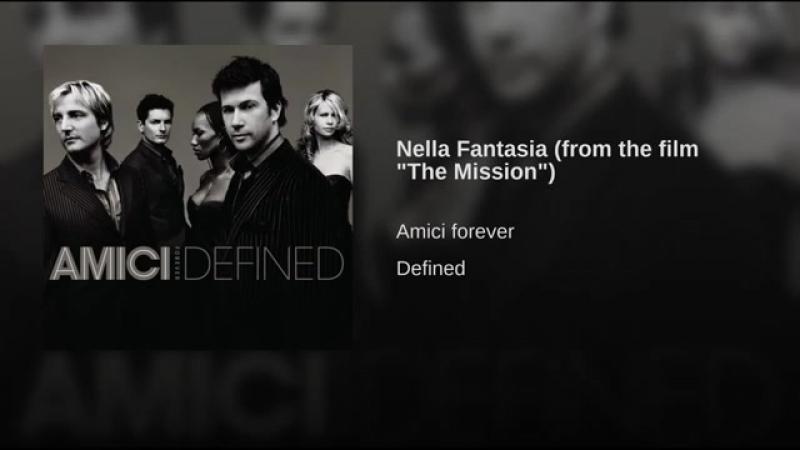Nella Fantasia (from the film The Mission)