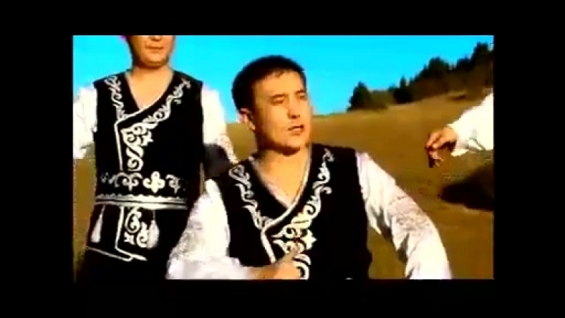 Qara Jorga - K'ara Zhorg'a - _ара Жор_а - With Lyrics.mp4