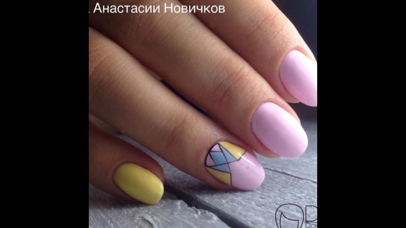 Работы Анастасии Новиковой