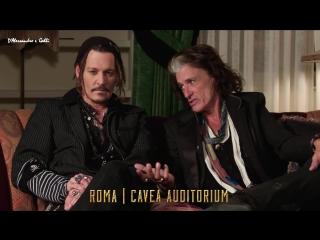 """""""Голливудские вампиры"""" приглашают на концерт  8 июля в Рим, Италия"""