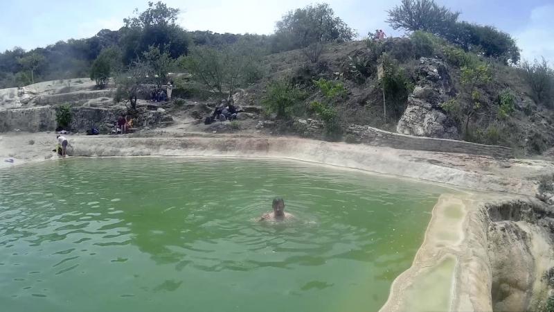 Hierve el Agua. Oaxaca, Mexico'18.